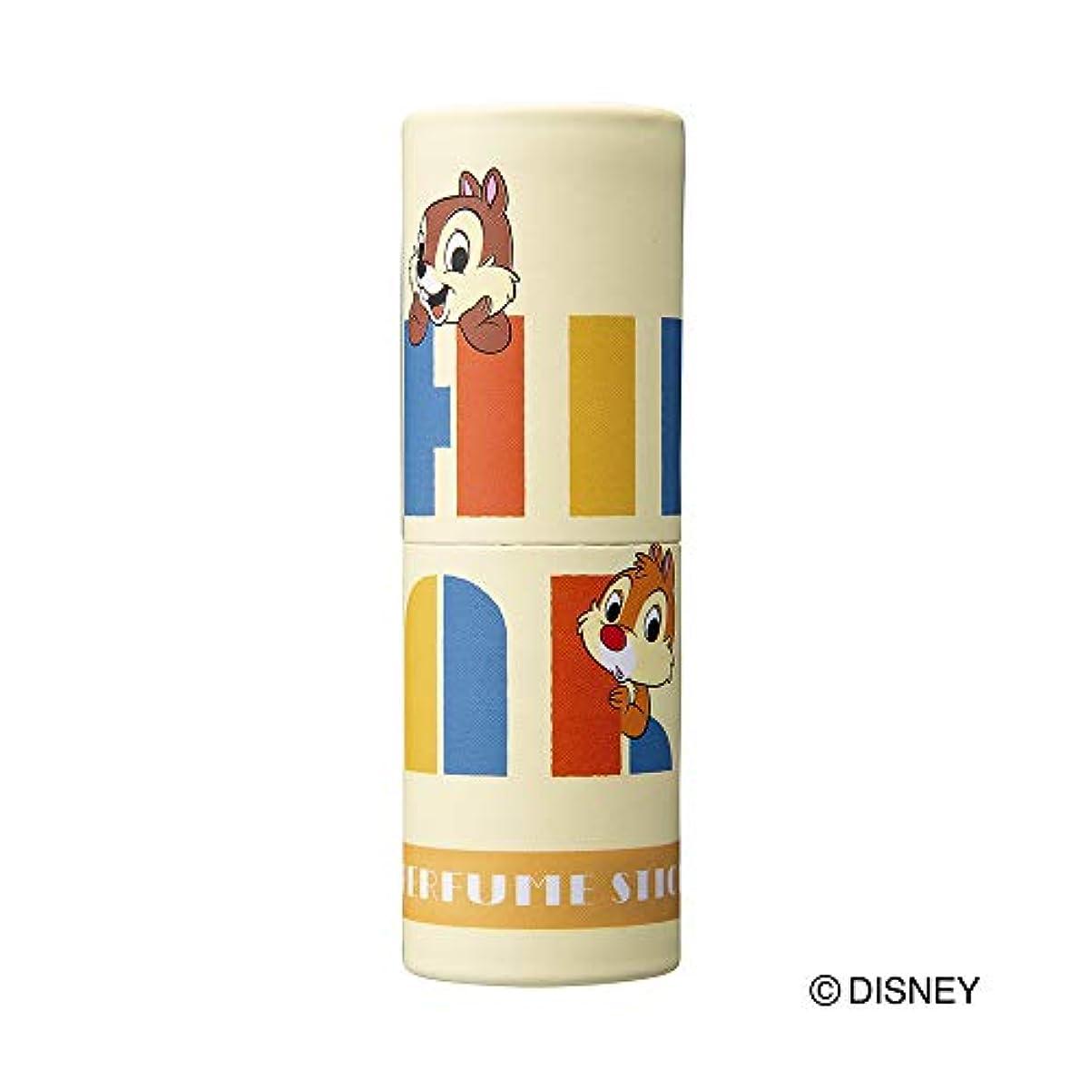シニスシャー件名パフュームスティック チアー シトラス&シャボンの香り ディズニーデザイン 5g