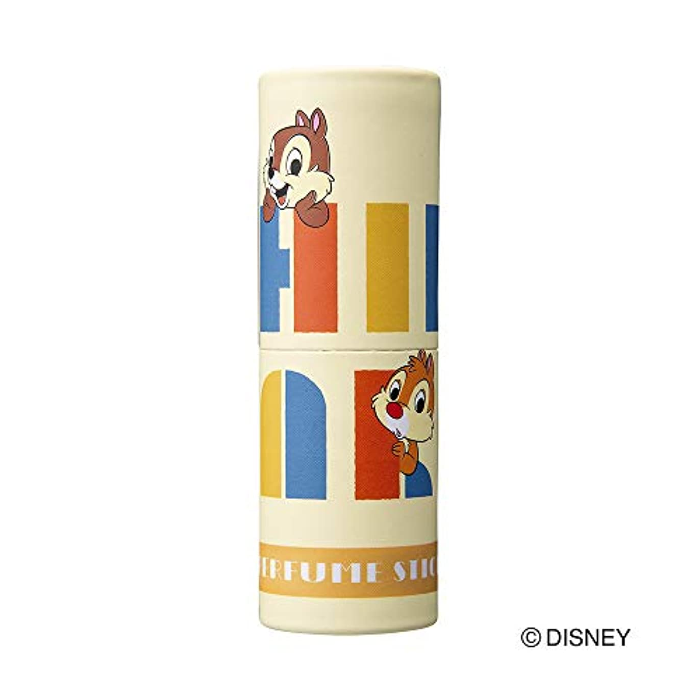 唯一火曜日主にパフュームスティック チアー シトラス&シャボンの香り ディズニーデザイン 5g