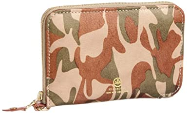 New Wallet with Dividers 03-5587: Camouflage