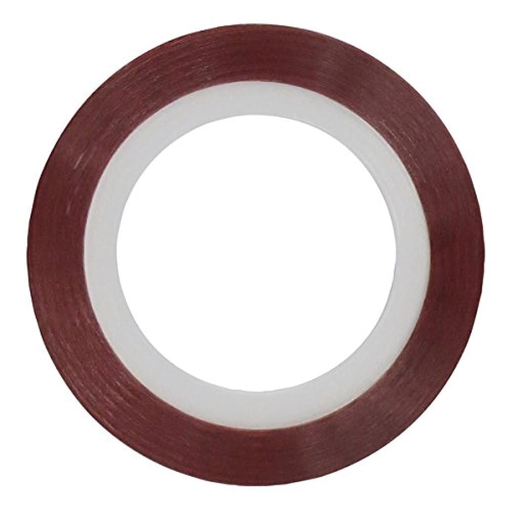 ペルソナ対角線辛なネイルラインテープ ピンク