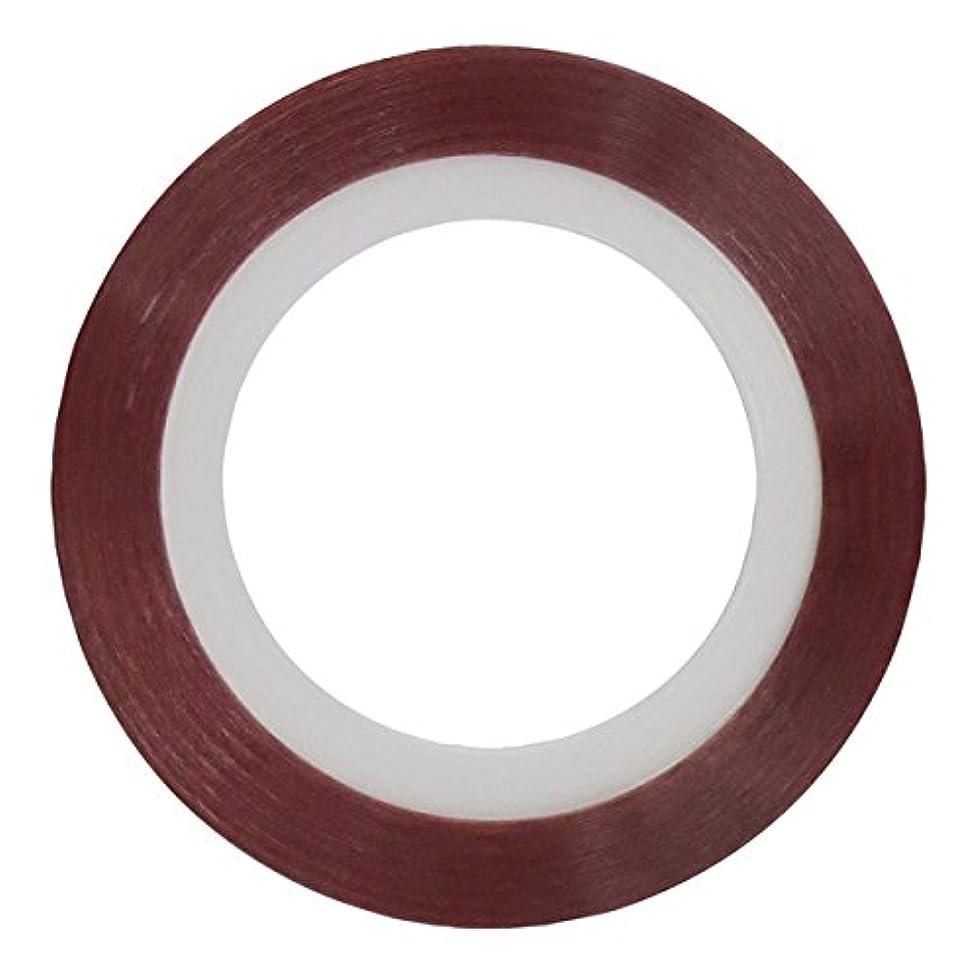 ブリーク順応性のあるソケットネイルラインテープ ピンク
