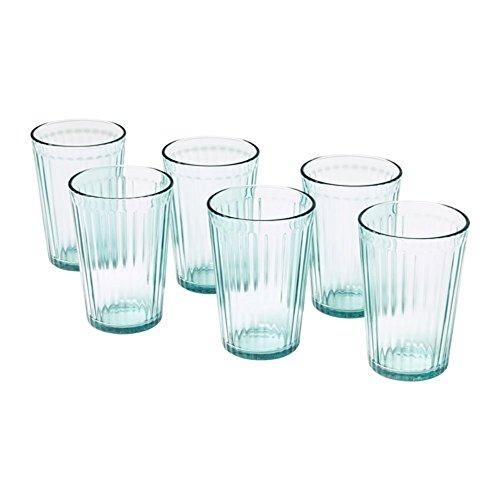IKEA KALLNA グラス 6個セット