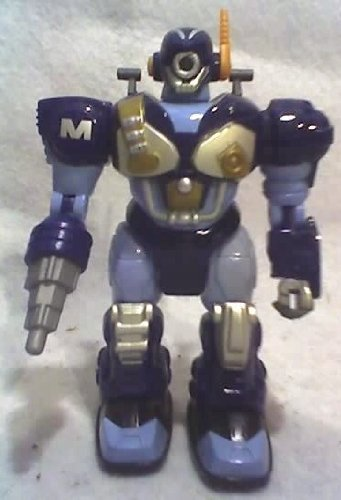 おもちゃ M.A.R.S. Motorized Attack Robo Squad - Polar Captain 7