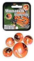 Marbles: Monarch Butterfly