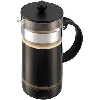 【正規品】 BODUM ボダム BISTRO NOUVEAU フレンチプレスコーヒーメーカー 1.0L 1578-01
