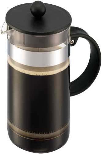 【正規品】BODUM ボダム フレンチプレスコーヒーメーカー ブラック 0.5L BISTRO NOUVEAU ビストロ ヌーヴォー 1578-01