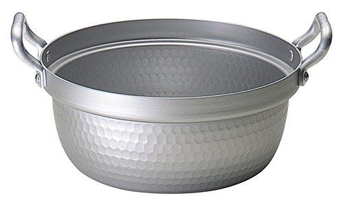 北陸アルミニウム ミニ中華セイロ用鍋 21?用 アルミニウム合金 日本 QSI28021