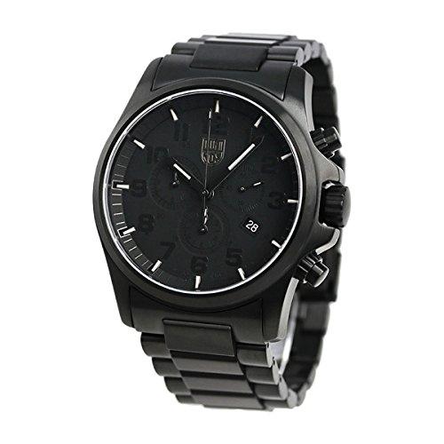 [ルミノックス]LUMINOX 腕時計 アタカマフィールド クロノグラフ 1940シリーズ ブラックアウト BLACK OUT 1942.BOB メンズ [並行輸入品]