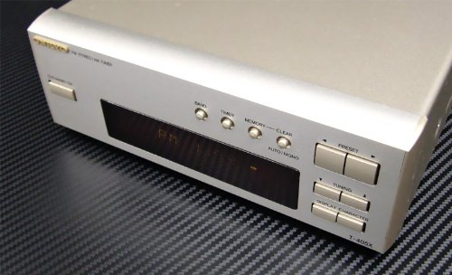 ONKYO オンキョー T-405X FMステレオ AMチューナー (AM FMラジオチューナーデッキ)