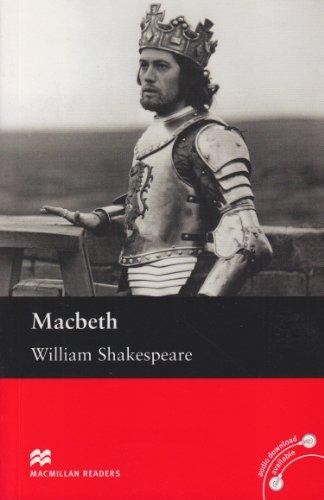 Macbeth: Upper Intermediate (Macmillan Readers)
