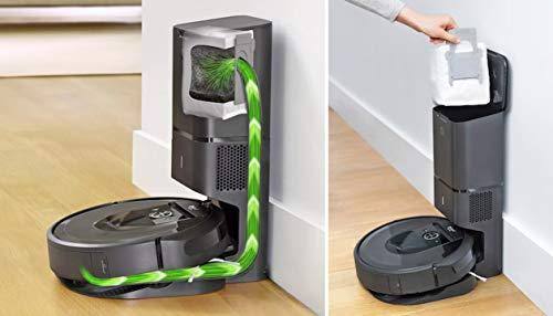 iRobot(アイロボット)『ロボット掃除機ルンバi7+』