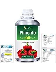 Pimento (Pimenta dioica) 100% Natural Pure Essential Oil 5000ml/169fl.oz.
