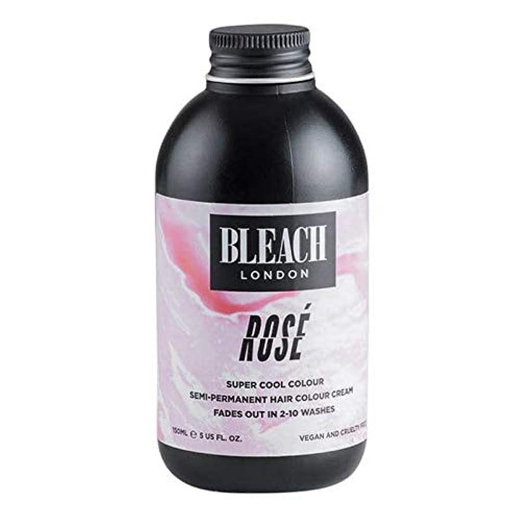 旅楽観的繰り返し[Bleach London ] 漂白ロンドン超クールな色は、003をバラ - Bleach London Super Cool Colour Rose 003 [並行輸入品]