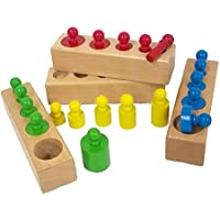 toymytoy木製教育玩具子供のパズル教育玩具