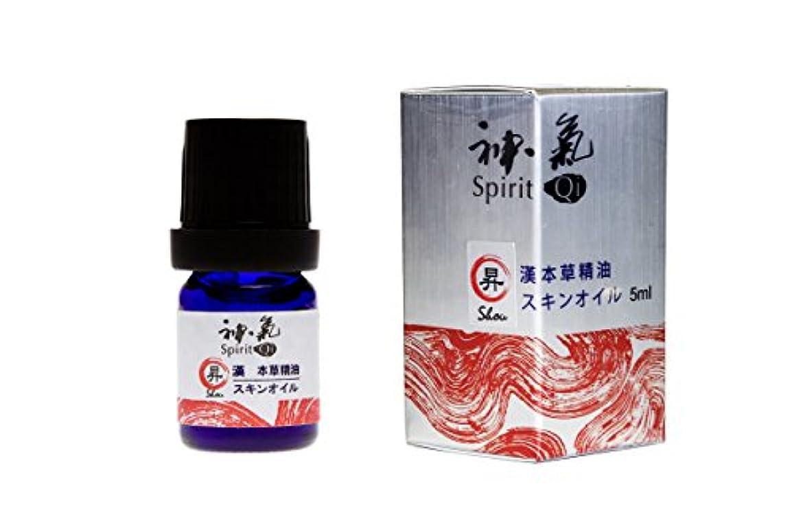 愛国的な凍結不定神気症状別シリーズ 昇(Shou) (5ml)