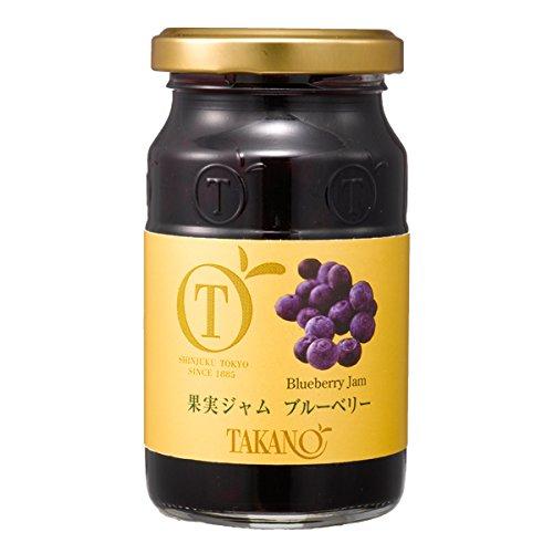 新宿高野『果実ジャム ブルーベリー』