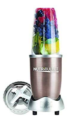 NutriBullet 900w 5-piece NUTRITION EXTRACTOR, Champagne, NB9-0507