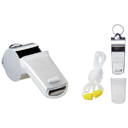 呼子笛(吹き口カバー付) RW005  ●サイズ:19×70㎜...
