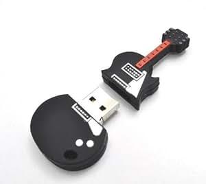 PLATA 【 楽器 & 音楽 】 おもしろ USB メモリ 8GB 【 ギター 】