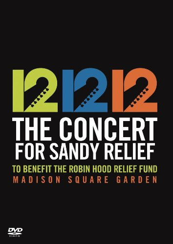 12-12-12 the Concert for Sandy Relief [DVD] [Import]
