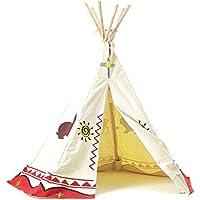 [ガーデンゲーム]Garden Games Teepee Play Tent Frontier Design [並行輸入品]