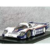 1/43 ポルシェ 〓 956 ル・マン ( 1982 ) 優勝車 #1 / 【 ロスマンズ デカール加工済み…
