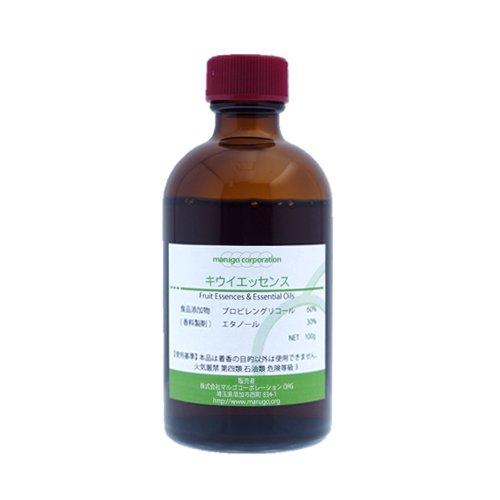 marugo ( マルゴ ) キウイエッセンス 香料 リキッド ( 100g / 国産 ) 食用 お菓子・製パン等の香り付けに 食品添加物