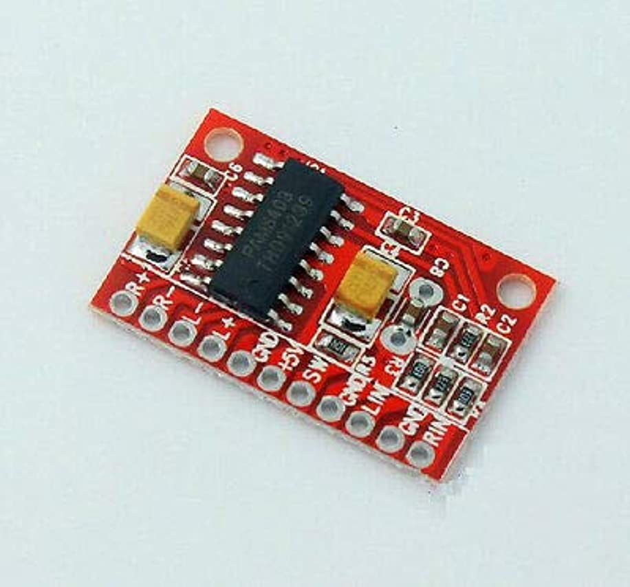 いとこのぞき穴ボードFidgetGear 5pcs two-channel 3W high-power USB-powered mini digital amplifier board