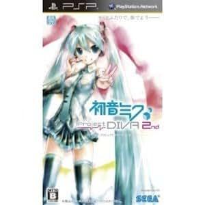 初音ミク -Project DIVA- 2nd お買い得版 (通常版) - PSP