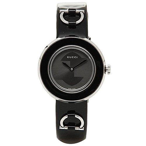 (グッチ) GUCCI YA129513 Uプレイ グレー/ブラック/シルバー レディース/腕時計[並行輸入]