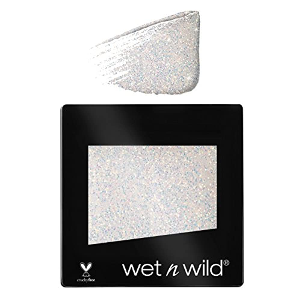 バーチャルマニア市の中心部(3 Pack) WET N WILD Color Icon Glitter Single - Bleached (NEW) (並行輸入品)