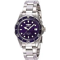 Invicta Men's 9204 Year-Round Analog Quartz Silver Watch