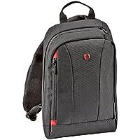 Wenger 604606 Monorail Sling Bag, Black, 36 Centimeters