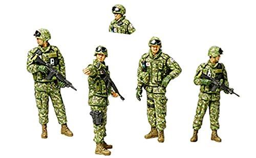 1/35 MM 陸上自衛隊 イラク派遣隊員セット 35276