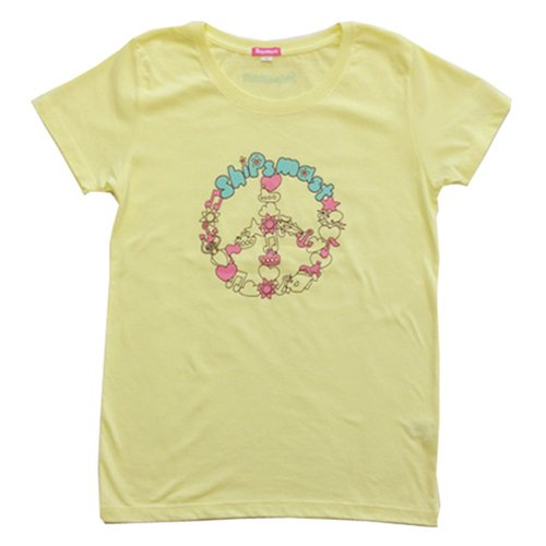 Shipsmast(シップスマスト) Peace Tシャツ ネイビー S(T09-S)