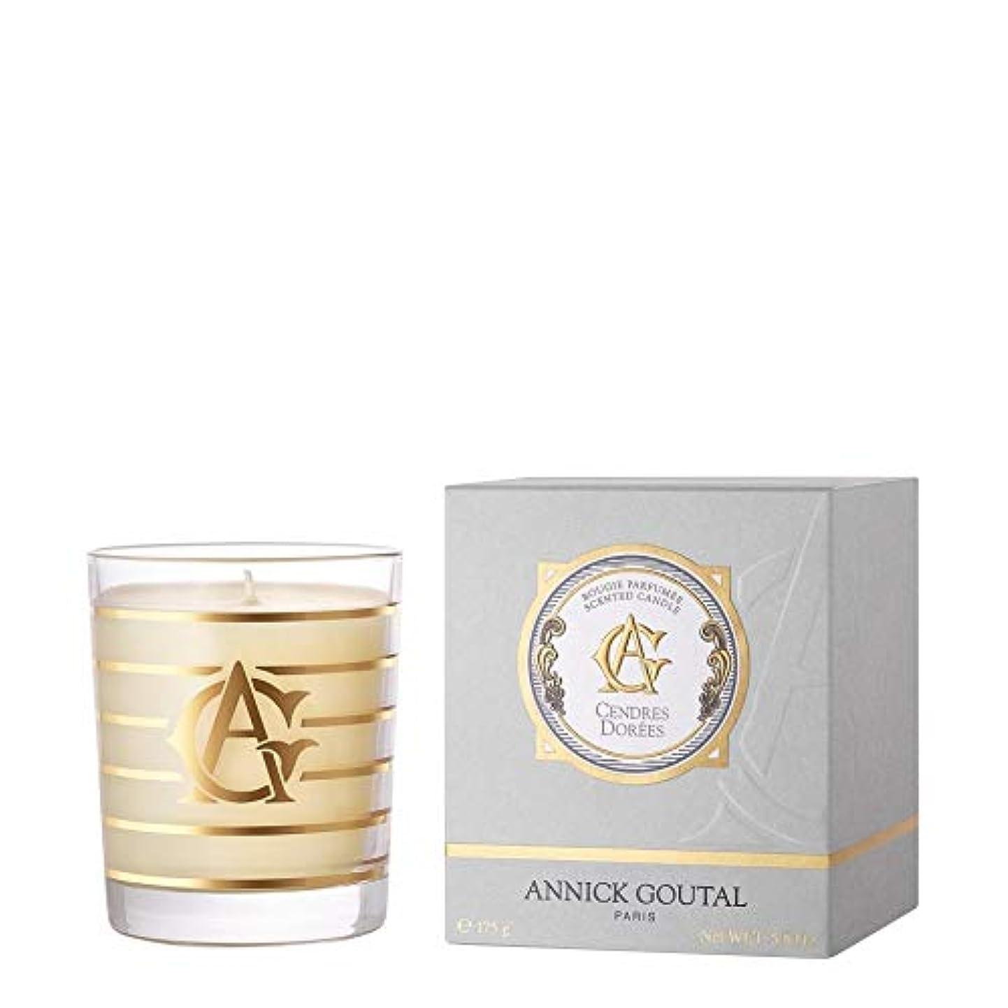 寄付する資料閉じ込める[Annick Goutal ] アニックグタールCendres Dorees香りのキャンドル175グラム - Annick Goutal Cendres Dorees Perfumed Candle 175g [並行輸入品]