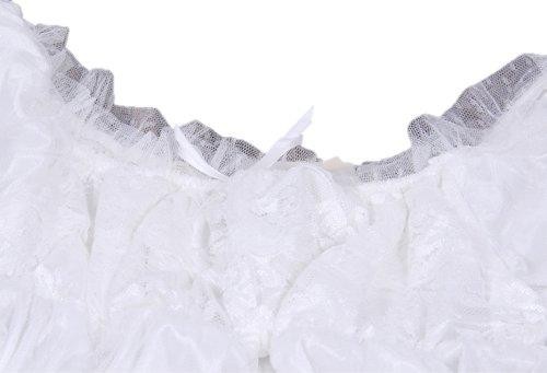 『まるでプリンセス ネグリジェ ロング 姫系 パフスリーブ が かわいい 長そで タイプ』の3枚目の画像