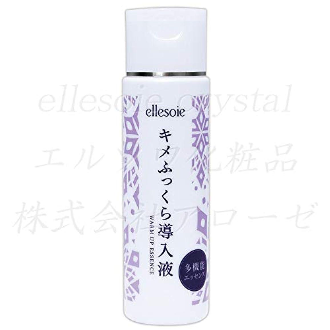 材料伸ばす襟エルソワ化粧品(ellesoie) キメふっくら導入液