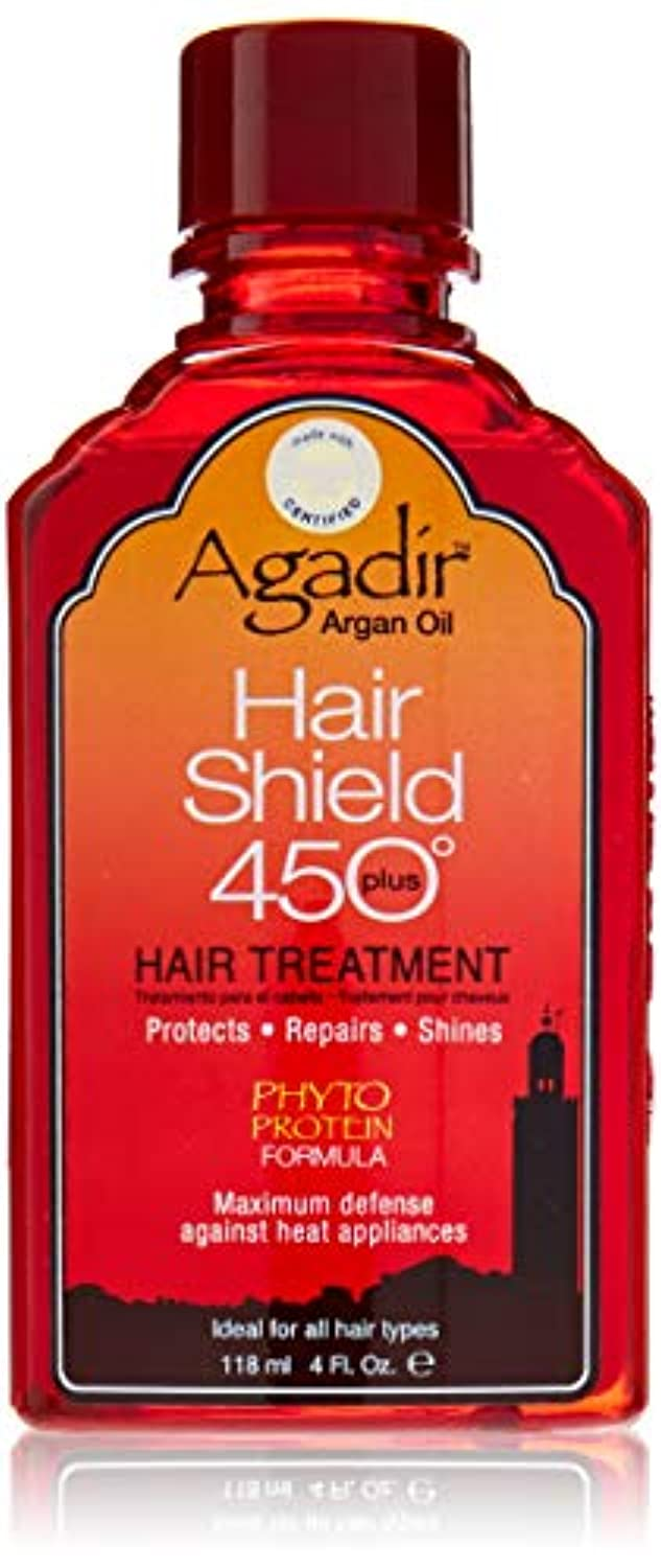 広いエステートとまり木アガディール Hair Shield 450 Plus Hair Treatment (For All Hair Types) 118ml