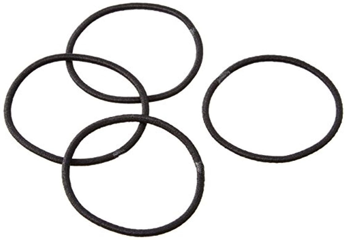 コンドーム開梱鋭くCrevi(クレヴィ)カラーゴムM ブラック 4個入