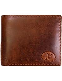 Embossman(エンボスマン) 二つ折り財布 猫 ネコ 浮彫りエンボス デザインを楽しめる財布 PH8188