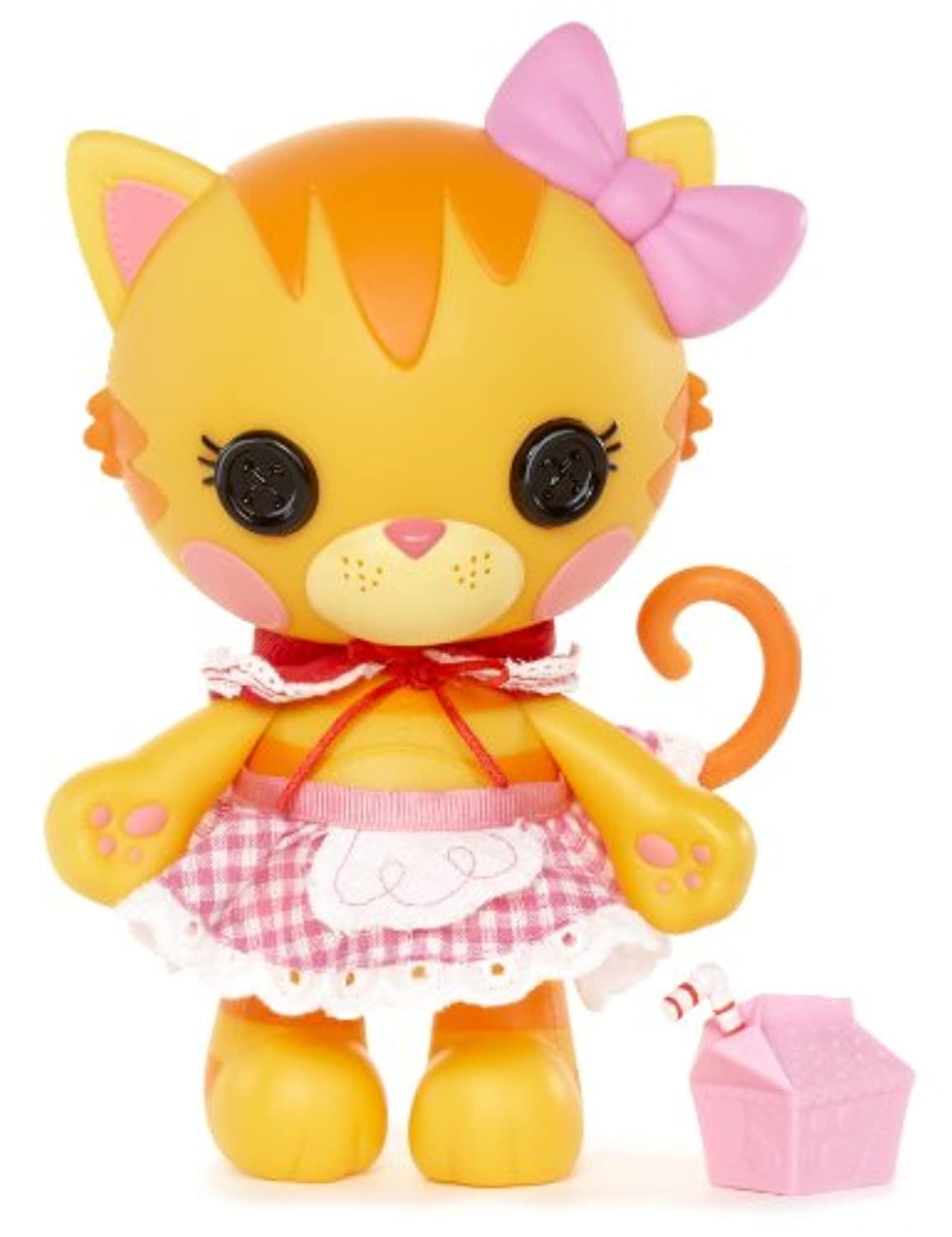 Lalaloopsy Pet Pals Purrty Kitten Paws Doll by Lalaloopsy (English Manual)