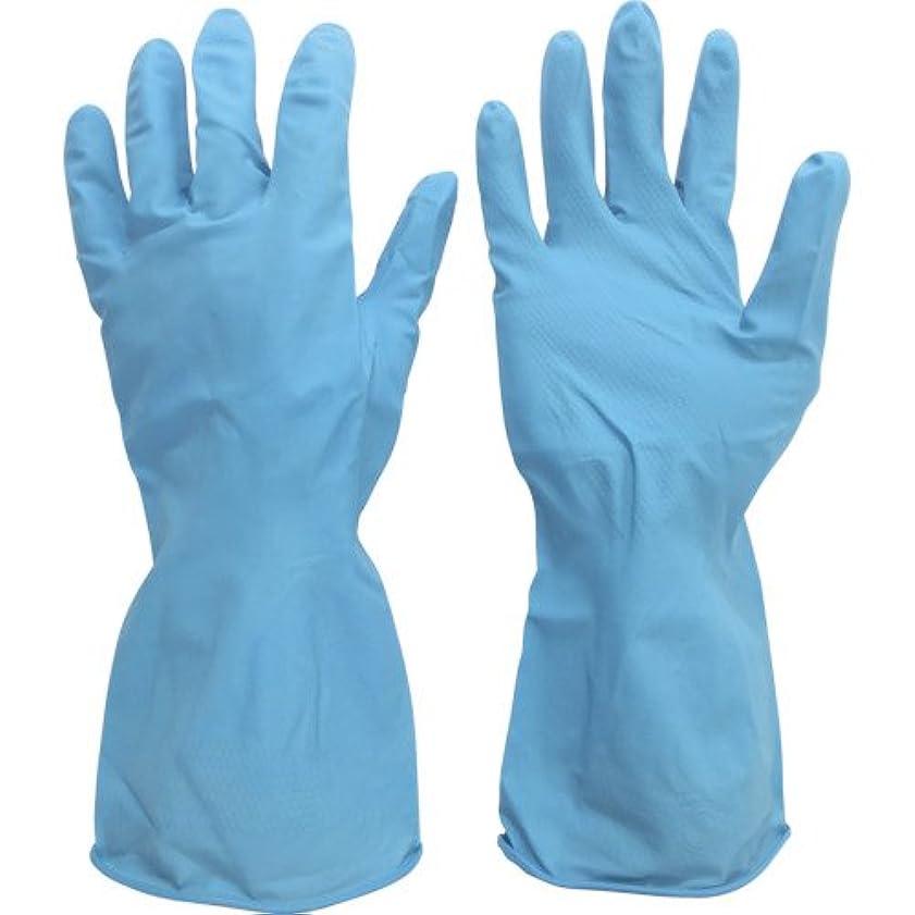 飲み込むを必要としていますラッカスミドリ安全 ニトリル薄手手袋 ベルテ270 1双入 S VERTE-270-S