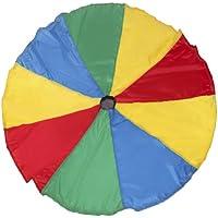 [パシフィックプレイテント]Pacific Play Tents Kids 6 Foot Parachute with carry Bag, No Handles 85-940 [並行輸入品]
