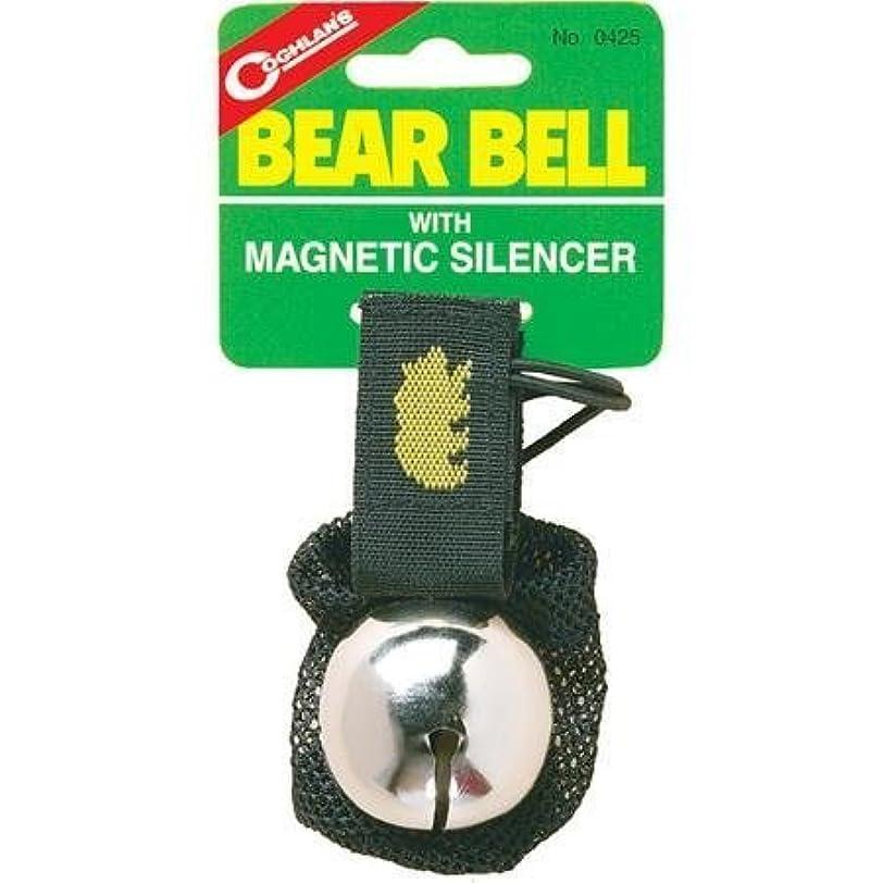 時砂漠アクティブCoghlan's クマのベル サイレンサー付き