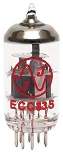 JJ ECC83S ミニチュア/mT 双3極管 TJJECC83S