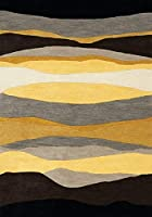 Alpine Rug Co. Marian Sunset Rug 5'3 x 7'7 [並行輸入品]