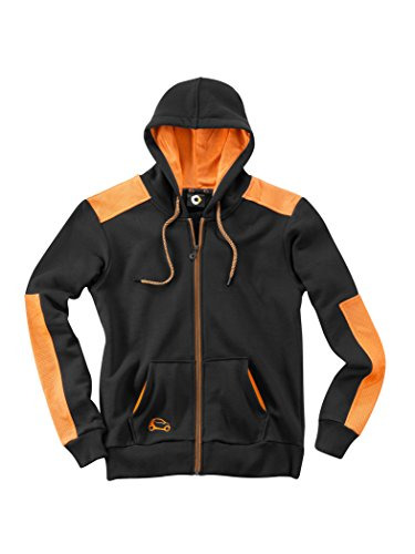 [해외]smart Collection 스마트 파커 블랙 × 오렌지 S/smart Collection Smart Parka Black × Orange S
