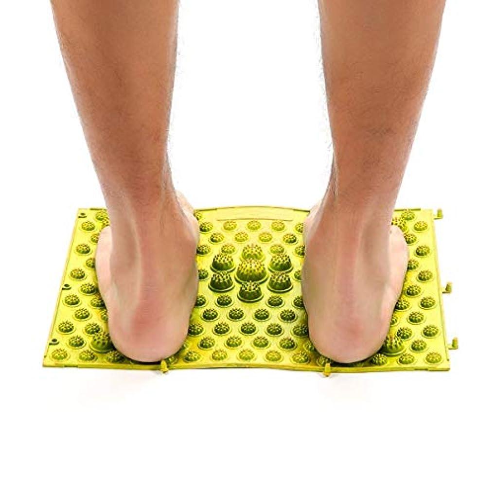 実際宝石味方Acupressure Foot Mats Running Man Game Same Type Foot Reflexology Walking Massage Mat for Pain Relief Stress Relief...