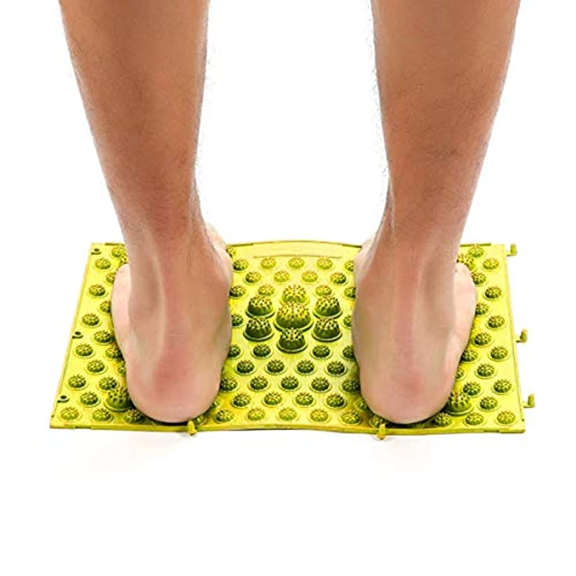 退屈な日曜日荒涼としたAcupressure Foot Mats Running Man Game Same Type Foot Reflexology Walking Massage Mat for Pain Relief Stress Relief...